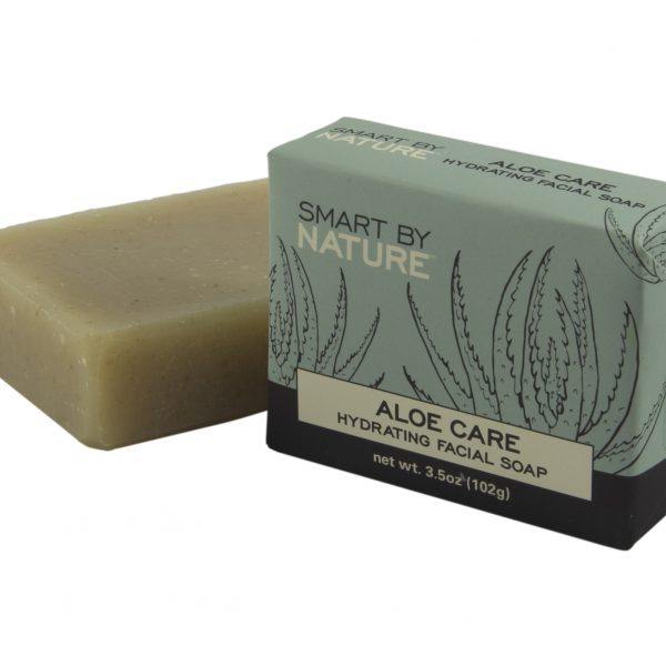 Aloe Vera All Natural Facial Soap