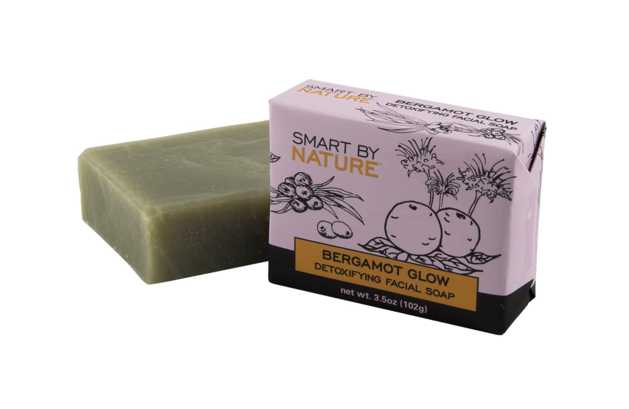 Bergamot All Natural Facial Bar Soap
