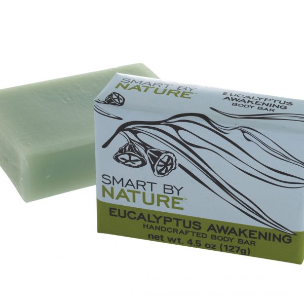 Eucalyptus All Natural Bar Soap