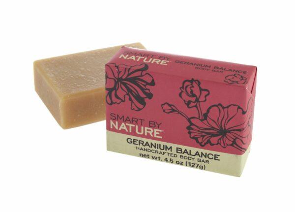 Geranium All Natural Bar Soap