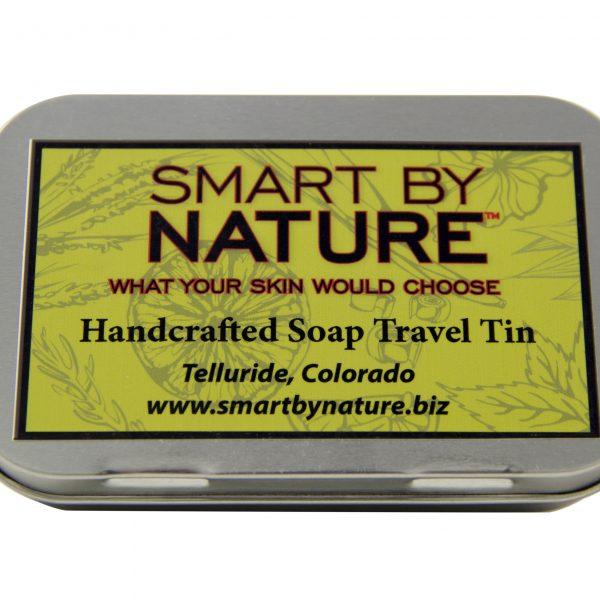 Travel Tin for Handmade Soap