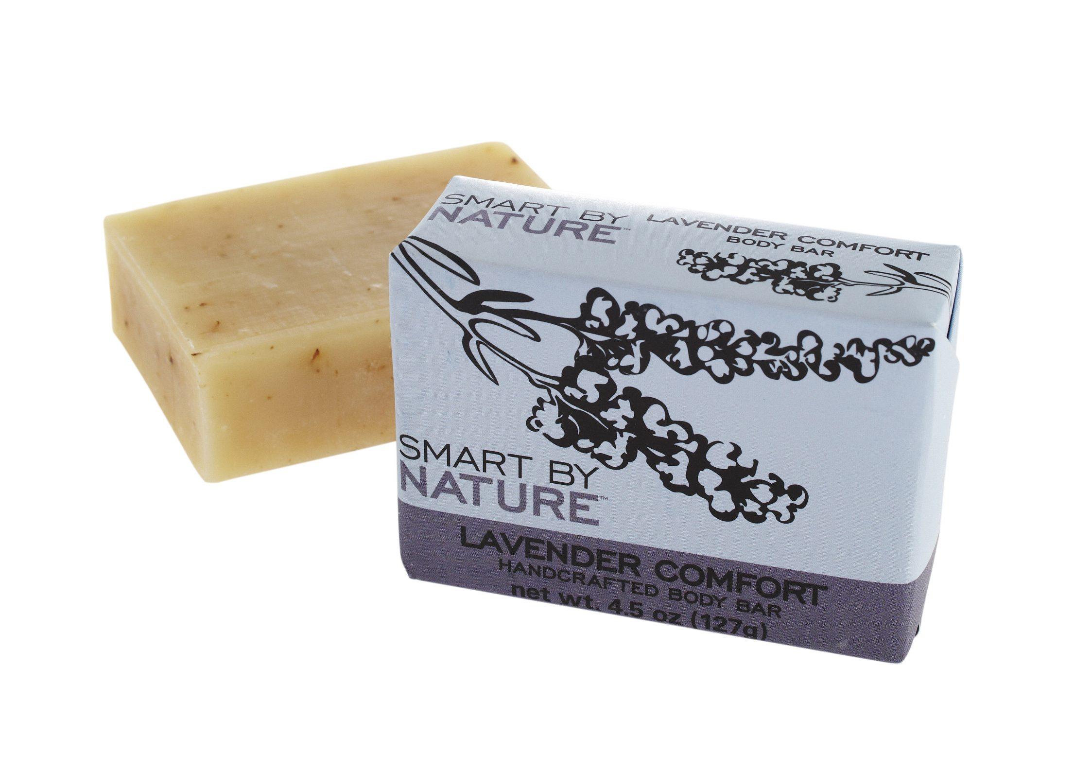 Lavender Comfort Handcrafted Bar Soap