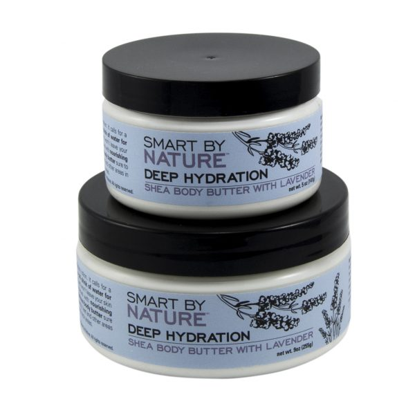 Shea Butter Lavender Body Butter