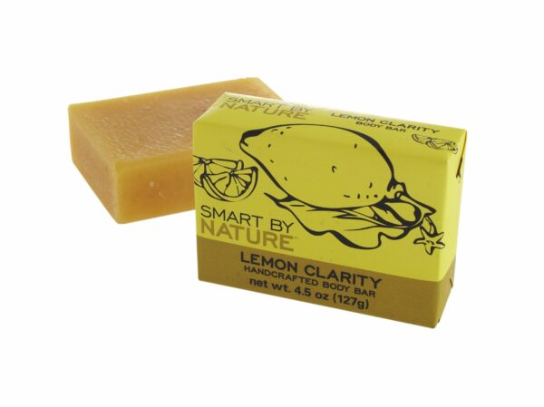 Lemon Clarity Citrus Handcrafted Bar Soap