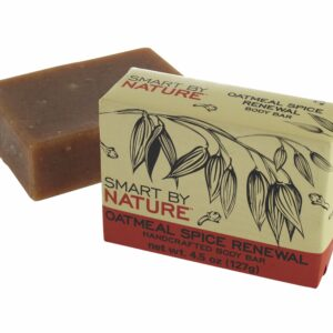 Oatmeal Spice All Natural Bar Soap