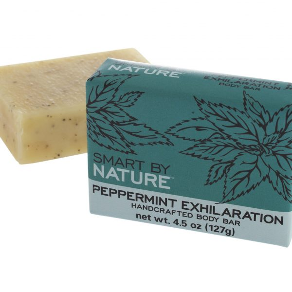 Peppermint Exhilaration Bar Soap