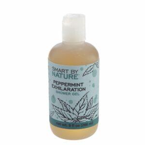 Organic Peppermint Shower Gel