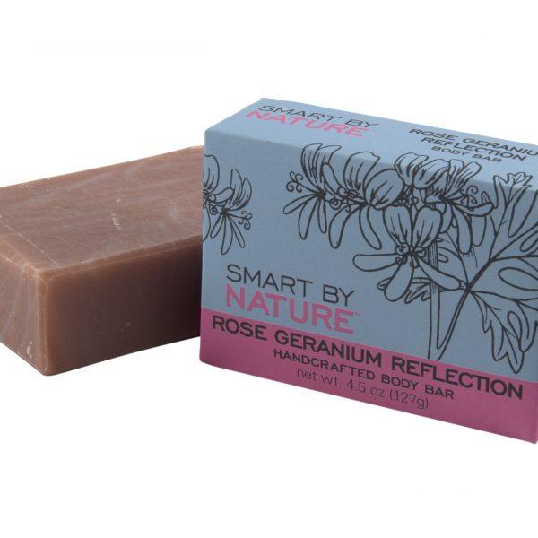 Rose Geranium All Natural Bar Soap