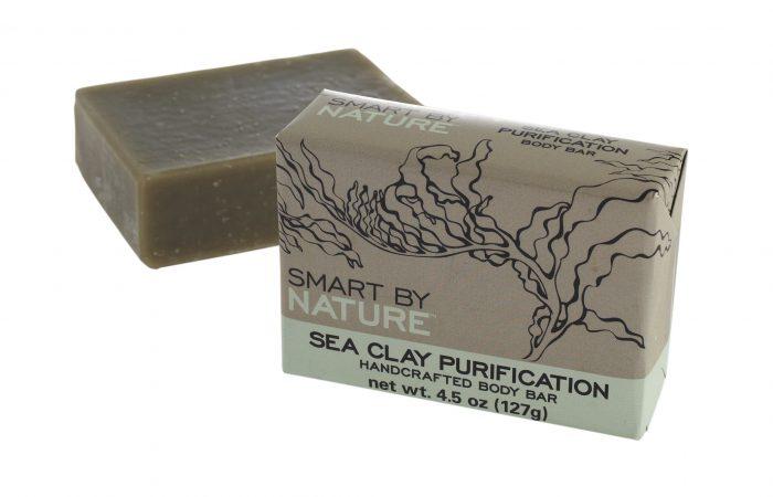 Sea Clay All Natural Detox Bar Soap