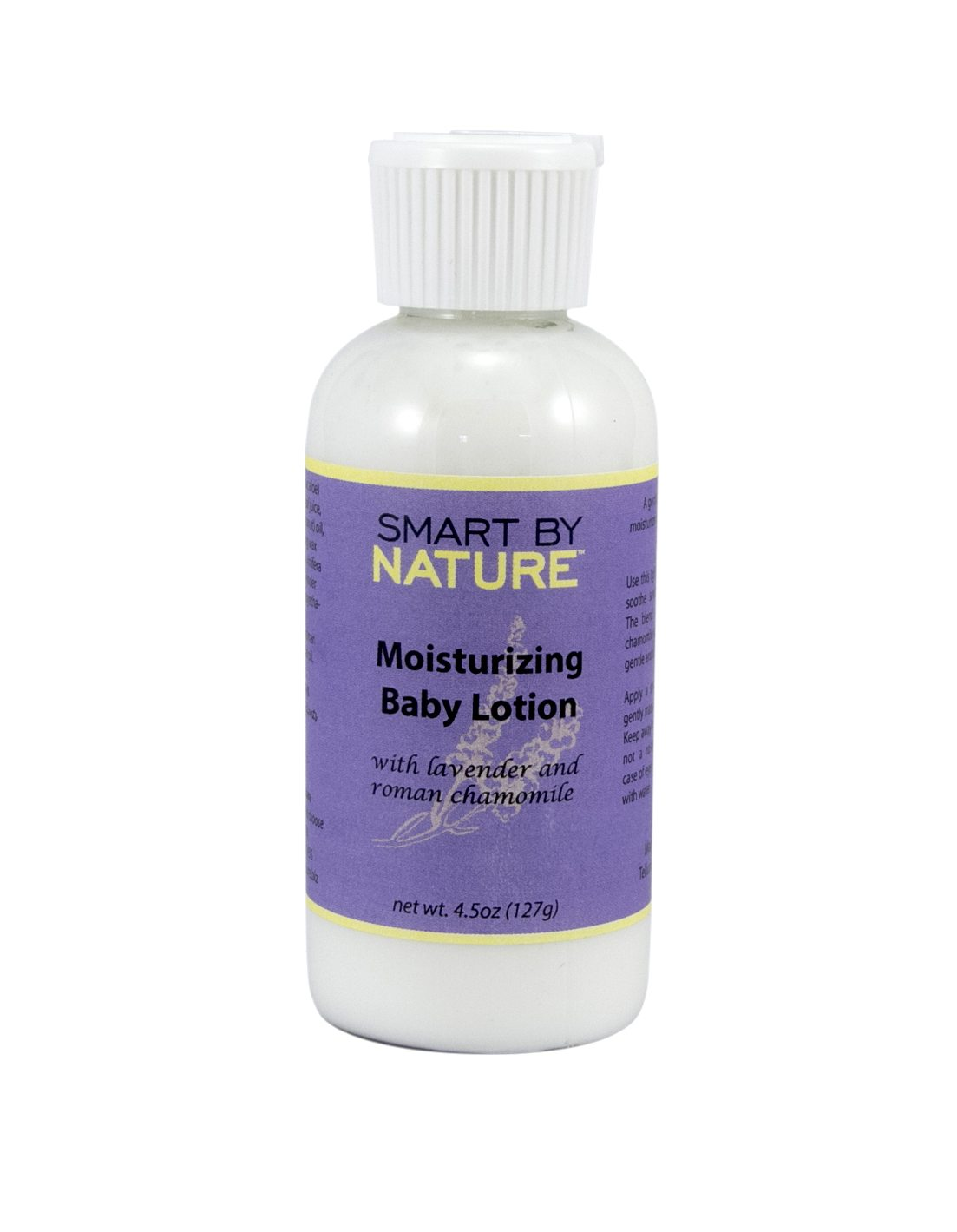All Natural Lavender Baby Lotion