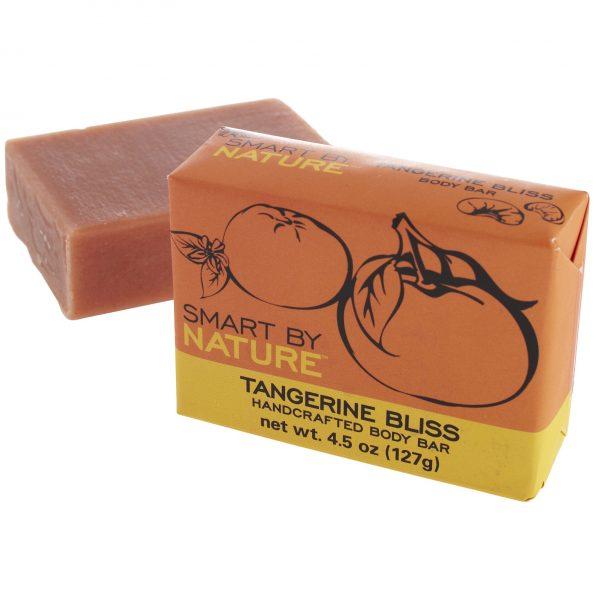 Tangerine Jojoba All Natural Bar Soap